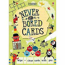 Never Bored Cards
