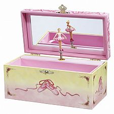 Ballet Shoes Music Box