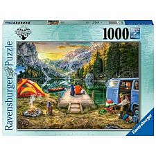 Calm Campsite - 1000 Piece