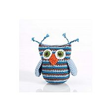 Blue Owl Rattle
