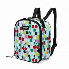 Cherry Dots Lunch Backpack