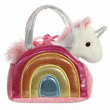 Over the Rainbow Unicorn Purse