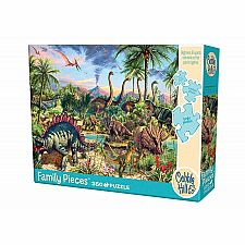 Prehistoric Party - 350 Piece