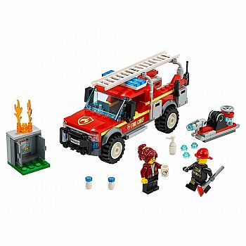 Fire Chief Truck