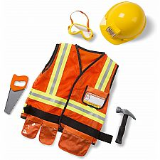 Construction Worker Costume