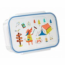 Happy Camper Lunch Box