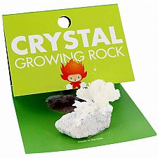 Crystal Growing Rock