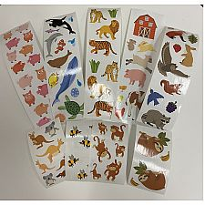 Animal Sticker Assortment