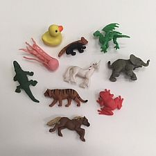 10 Mini Animals