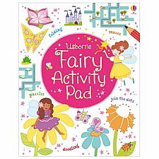 Fairies Activity Pad