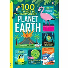 100 Things About Planet Earth