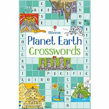 Planet Earth Crosswords