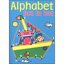 Alphabet Dot-to-dot