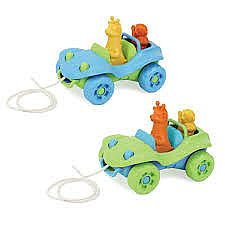 Dune Buggy PullToy