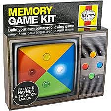 Haynes Memory Game Kit