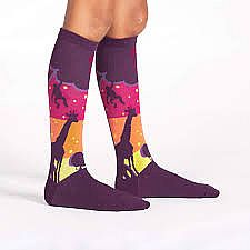 Sunset Safari Junior Knee Socks