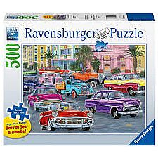 Cruising - 500 Piece Puzzle