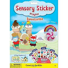 Sweetsville Sensory Stickers