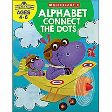 Alphabet Connect-the-Dots