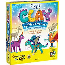 Clay Mythical Creatures