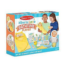 Changing and Bathtime Set