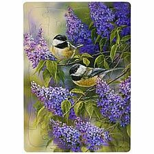 Chickadee Duo - 35 Piece