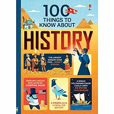 100 Things to Know History