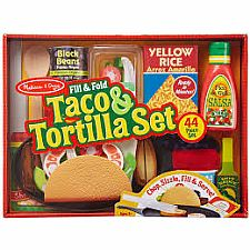 Taco and Tortilla Set