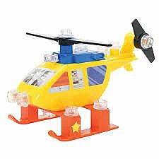 Design and Drill Helicopter