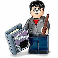 Harry Potter Lego Minifigures Series 2