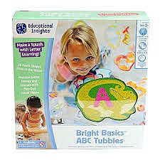 Bright Basics Abc Tubbies