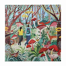 Hike in the Woods - 1000 Pieces