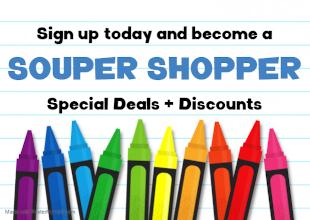 A Souper Shopper